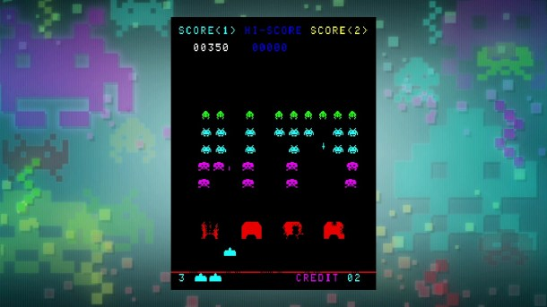 Space Invaders Invincible Collection   Official Screenshot