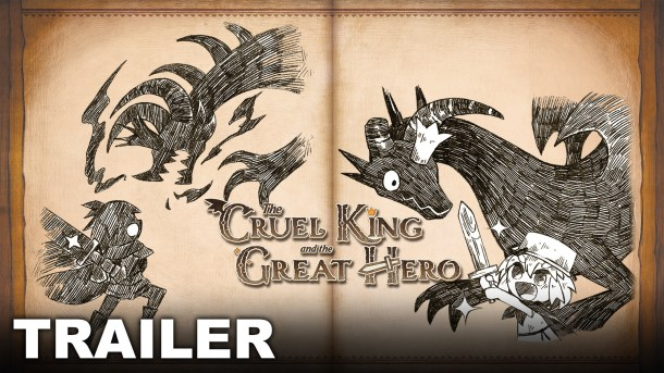 oprainfall | The Cruel King and the Great Hero Trailer