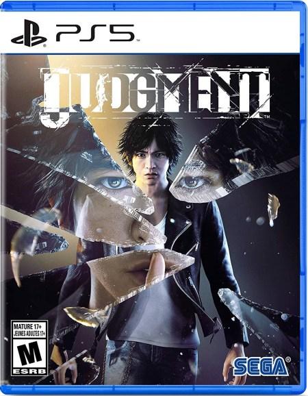 Judgment | PS5 Box Art