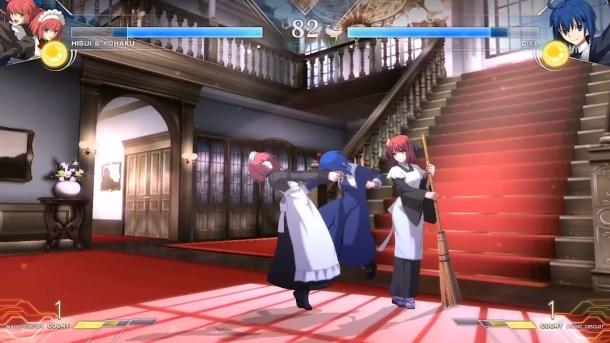 Melty Blood: Type Lumina | Hisui and Kohaku
