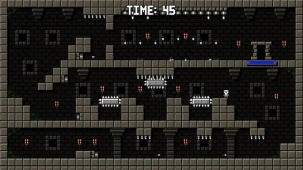 Castle of Pixel Skulls Screen