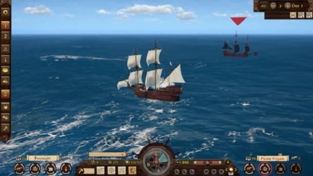 Maritime Calling Screen
