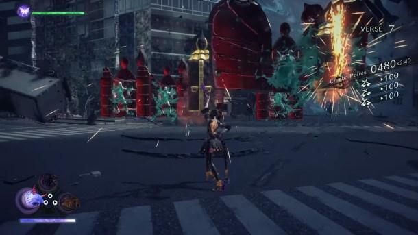 Bayonetta 3   Gameplay First Look
