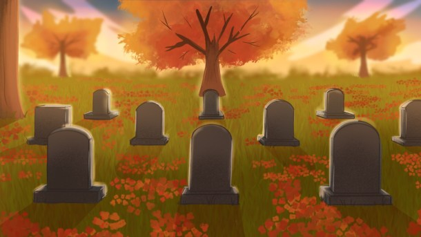 Graveyard Girls   Graveyard