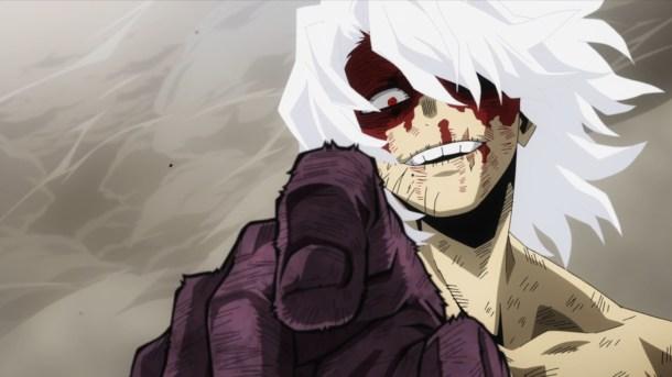 My Hero Academia - Shigaraki OPrainfall anime