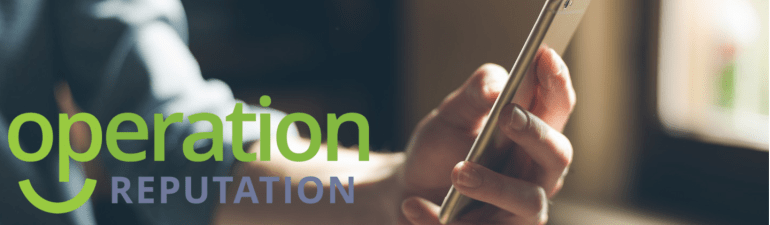 Operation Reputation - Public Relations to grow your business