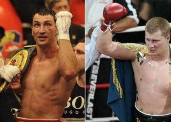 Поветкин готовится к бою с Кличко за титул чемпиона мира с тремя спарринг-партнерами