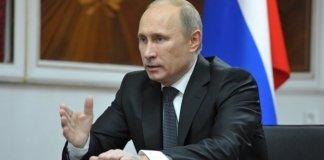 Путин обсудил ситуацию на Украине с членами Совбеза РФ