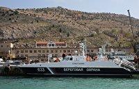 «Россия побеждает коварно и молча»: о новом порядке в Азовском море - РИА Новости