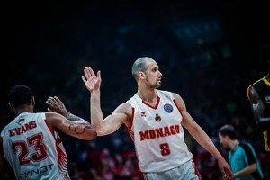 Украинец Гладырь стал лучшим игроком финала Лиги чемпионов