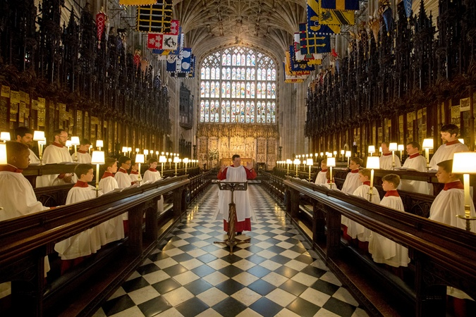 Свадьба принца Гарри и Меган Маркл: где и когда смотреть [фото] 1