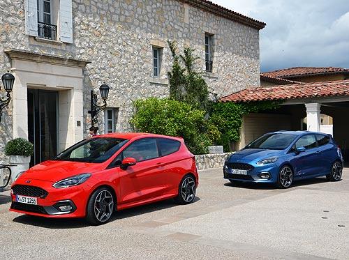 Незнакомые облики нового Ford Fiesta 10