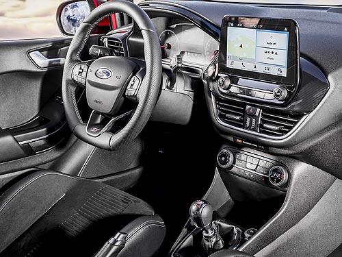 Незнакомые облики нового Ford Fiesta 17