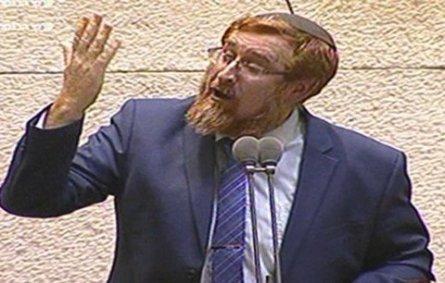 Борьба с курением: Депутат Йегуда Глик объявил голодовку 2