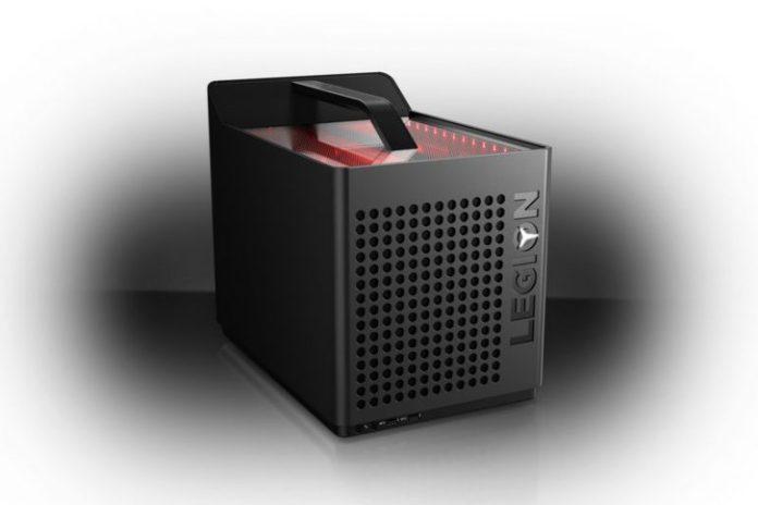 Lenovo обновила игровые компьютеры и ноутбуки серии Legion 2