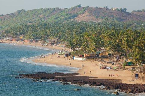 Селфи запретили делать на некоторых пляжах в Гоа