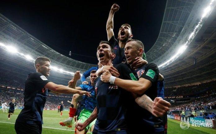 Хорватия - в финале ЧМ-2018! 1