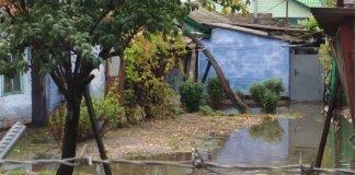 В Украине ушел под воду курортный город (фото, видео)