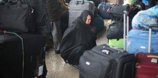 Житель Грузии попытался пронести девушку в Турцию в чемодане