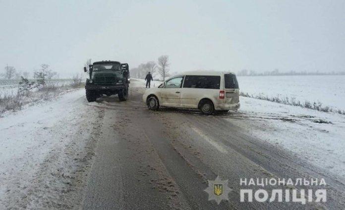 Спасатели в Запорожской области вытягивают автомобили из снежного плена (фото) - http://ria-m.tv/melitopol.xml 4