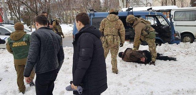 Готовил теракты: СБУ задержали агента ФСБ в Украине, фото - Апостроф 3
