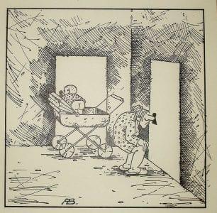 Смейтесь на здоровье: в Днепре открылась Международная выставка карикатур - Наше місто 1