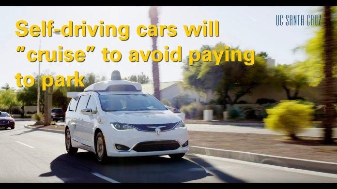 Прогноз: беспилотные автомобили создадут на дорогах хаос - Hi-News.ru 1