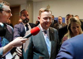 Экзитполы показали победу левых сил впервые после объединения Германии :: Политика :: РБК