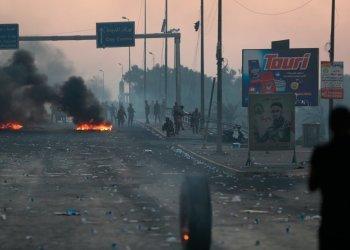 МВД Ирака сообщило о гибели 104 человек в ходе протестов :: Политика :: РБК
