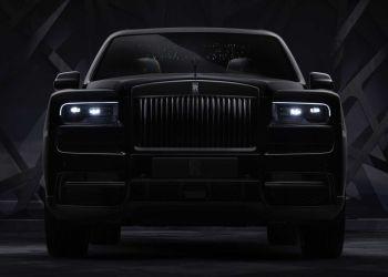 Rolls-Royce представил обновленную модификацию кроссовера Cullinan (Фото)