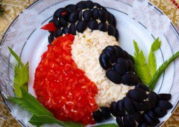 10 по-настоящему новогодних салатов
