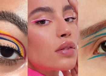 11 модных идей для новогоднего макияжа