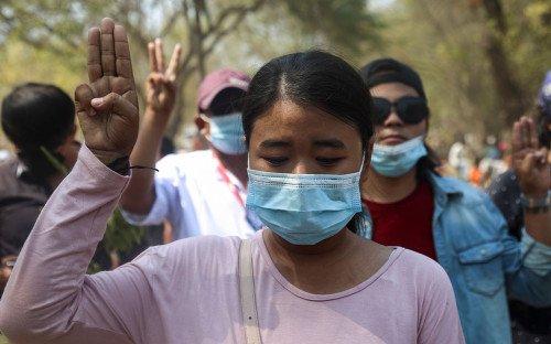 Фото:Kaung Zaw Hein / EPA / ТАСС