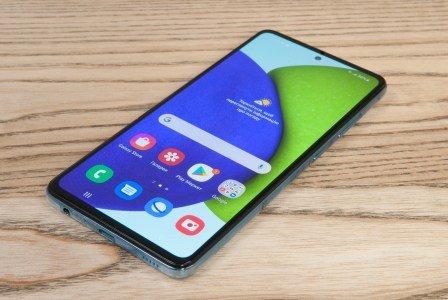 Обзор смартфона Samsung Galaxy A52