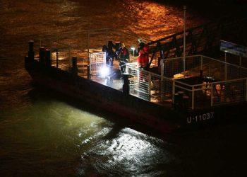 Затонувший в Будапеште катер построили в Херсоне 70 лет назад