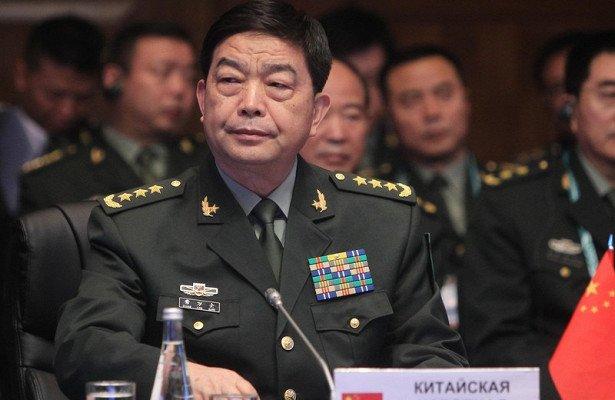 Экс-министра обороны Китая тайно наказали закоррупцию — Рамблер/новости