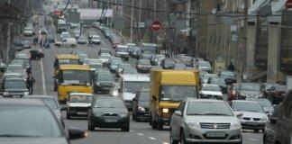 На дорогах Киева произошло более 15 ДТП: город сковали пробки - SEGODNYA