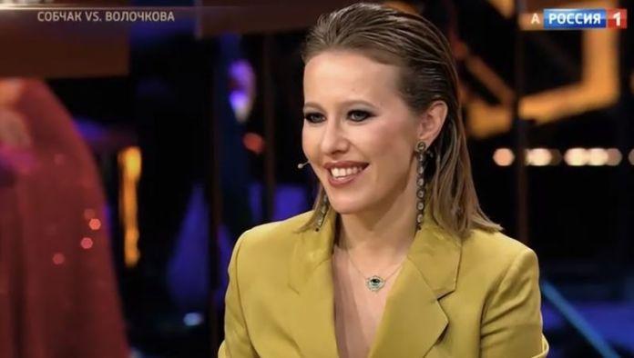 Ксения Собчак опровергла собственные слова о разводе Семена Слепакова 1