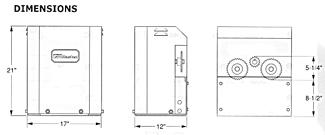 LiftMaster SL930 Commercial Sliding Gate Operator