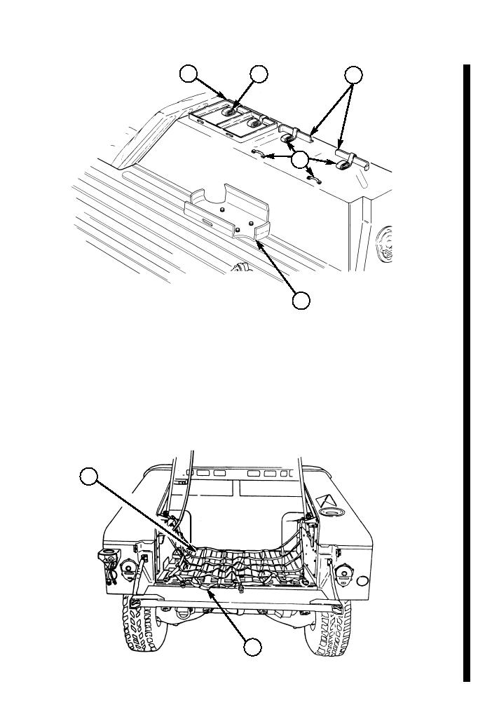 Up-Armored (M1114) and Basic Armor Carrier (M1151