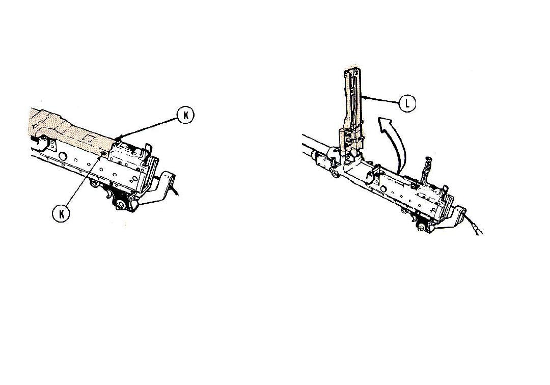 BORESIGHT WEAPONS (BORESIGHT 7.62-MM MACHINE GUN