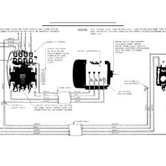Magnetic Starter Wiring Diagram 1999 Ford F250 Push Button Switch And With Full Voltage