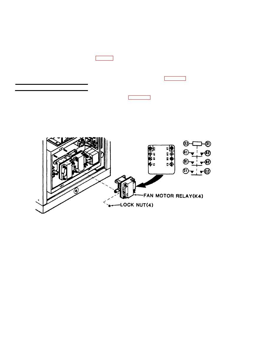FAN MOTOR RELAY (K4)
