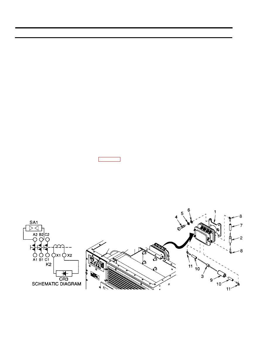 Compressor start relay (1).