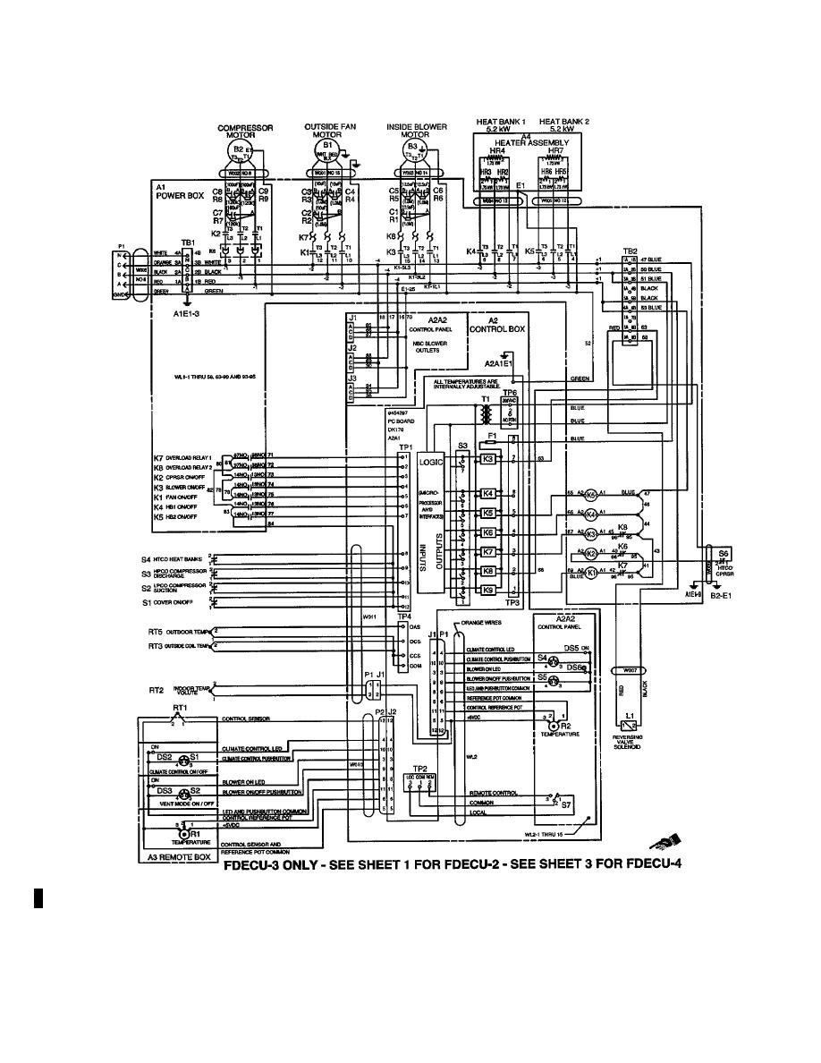 Figure 4-14. Wiring Diagram (Sheet 2 of 5).