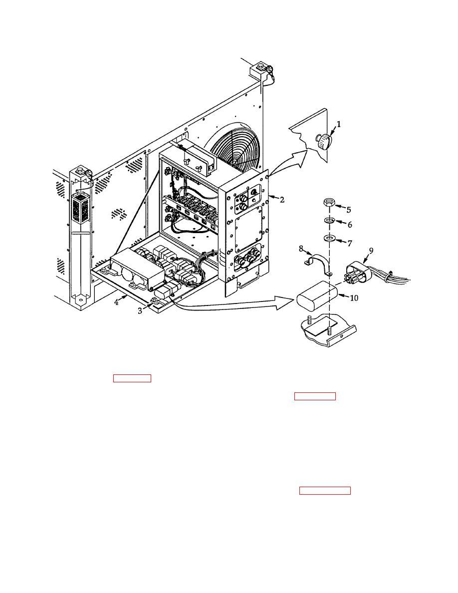 Figure 4-28. Capacitors (C1 thru C6).
