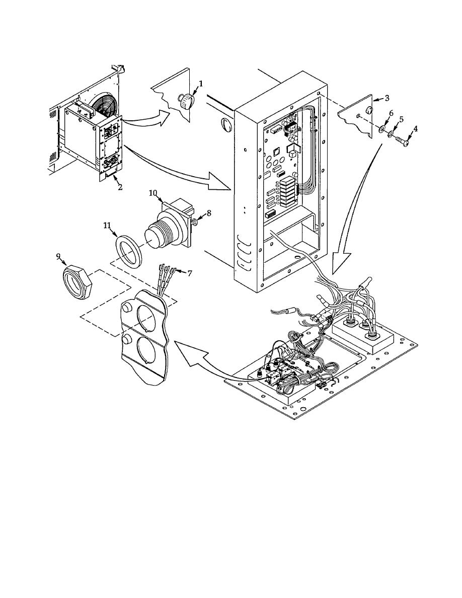 Figure 4-42. Push Button Switches (S4 & S5).