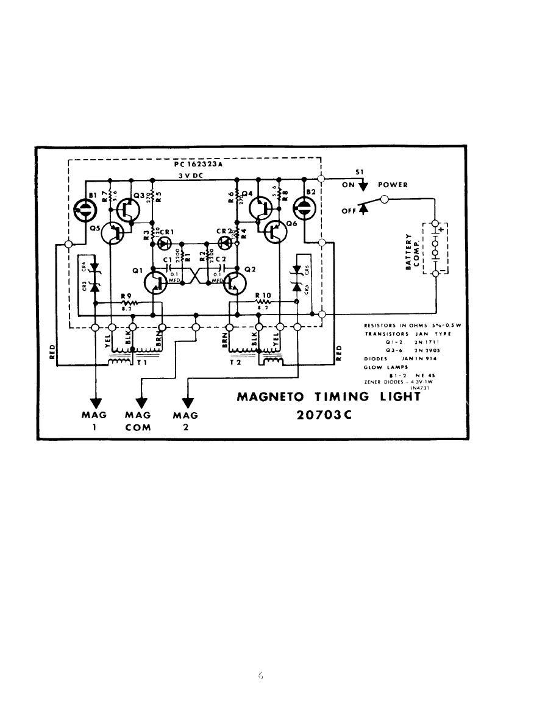 hight resolution of tm 9 4910 585 14 p0010im magneto timing light 20703c briggs magneto wiring diagrams at cita