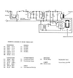 schematic diagram of engine timing lighttiming light wiring diagram 1 [ 1163 x 864 Pixel ]