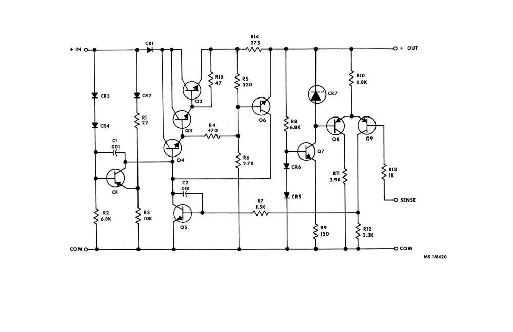 medium resolution of positive voltage regulator 10275398 2 schematic diagram